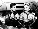 Saboteur, Robert Cummings, Priscilla Lane, 1942