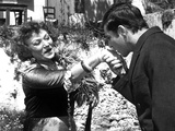 Zorba The Greek, Lila Kedrova, Alan Bates, 1964