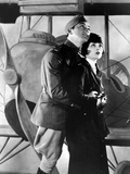 Wings, Charles 'Buddy' Rogers, Clara Bow, 1927