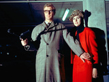 The Ipcress File, Michael Caine, Sue Lloyd, 1965