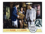 Charlie Chan's Greatest Case, Walter Byron, Heather Angel, Warner Oland, 1933