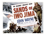 Sands Of Iwo Jima, John Wayne, 1949