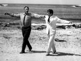 Zorba The Greek, Anthony Quinn, Alan Bates, 1964