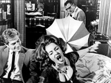 Who's Afraid Of Virginia Woolf?, George Segal, Elizabeth Taylor, Richard Burton, 1966