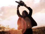 Texas Chainsaw Massacre, Gunnar Hansen, 1974