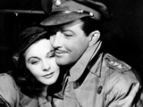 Waterloo Bridge, Vivien Leigh, Robert Taylor, 1940