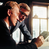 The Ipcress File, Gordon Jackson, Michael Caine, 1965