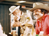 Smokey And The Bandit, Jackie Gleason, Burt Reynolds, 1977