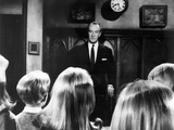 Village Of The Damned, George Sanders, 1960