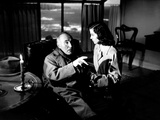 The Uninvited, Donald Crisp, Gail Russell, 1944
