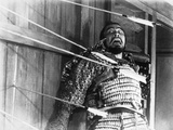 Throne Of Blood, (AKA Kumonosu Jo), Toshiro Mifune, 1957