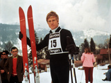 Downhill Racer, Robert Redford, 1969