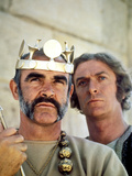 The Man Who Would Be King, Sean Connery, Michael Caine, 1975