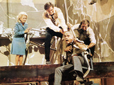 Earthquake, Monica Lewis, Charlton Heston, Lorne Greene, 1974
