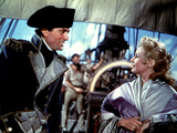 Captain Horatio Hornblower, Gregory Peck, Virginia Mayo, 1951