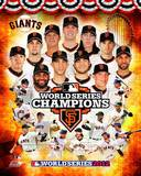San Francisco Giants 2012 World Series Champions Composite