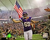 Jared Allen 2012 Action