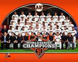 The San Francisco Giants 2012 World Series Champions Team Photo