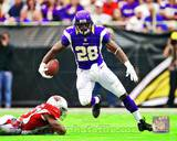 Adrian Peterson 2012 Action