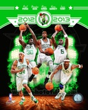 Boston Celtics 2012-13 Team Composite