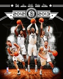Brooklyn Nets 2012-13 Team Composite