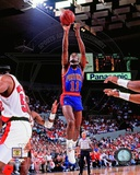 Isiah Thomas 1990 NBA Finals Action