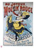 1896- Au Joyeux Moulin Rouge - Choubrac