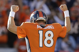 Tampa Bay Buccaneers and Denver Broncos NFL: Peyton Manning