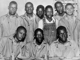 'Scottsboro Boys' in Jefferson County Jail, Birmingham