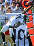 Tampa Bay Buccaneers and Philadelphia Eagles NFL: Jason Avant