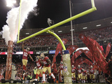 Candlestick Park NFL: San Francisco 49ers Take the Field
