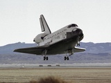 Buy Space Shuttle Atlantis Landing at Edwards Air Force Base in California, Sept 17, 2006 at AllPosters.com