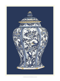 Blue and White Porcelain Vase II