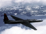 US Air Force U-2 High-Altitude Reconnaissance Aircraft
