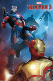 Iron Man 3 - Patriot Comic