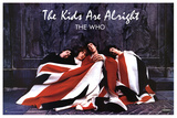 The Who - The Kids Are Alright Poster