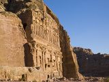 Corinthian and Palace Tombs, Petra, Jordan