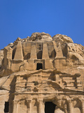 The Tomb of Obelisks, Petra, Jordan