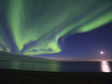 Aurora Borealis, Arctic National Wildlife Refuge, Alaska, USA Photographic Print