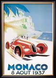 9th Grand Prix Automobile, Monaco, 1937