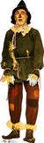 Scarecrow - Wizard of Oz 75th Anniversary Lifesize Standup Poster Stand Up