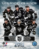 Los Angeles Kings 2012-13 Team Composite