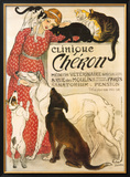 Clinique Cheron, c.1905 Framed Art Print