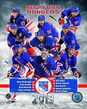 New York Rangers 2012-13 Team Composite