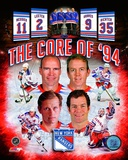New York Rangers Core Of 1994 Composite