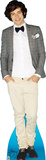 Buy Harry - 1 Direction Lifesize Standup Poster at AllPosters.com