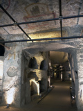 The Catacombs of San Gennaro (St. Januarius), Naples, Campania, Italy, Europe