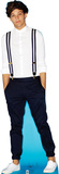 Louis - 1 Direction Lifesize Standup Stand Up