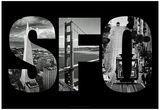 SFO San Francisco Images Archival Photo