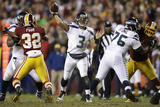 NFL Playoffs 2013: Seahawks vs Redskins - Russell Wilson